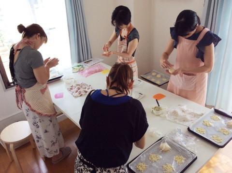 千葉県 船橋市 パン教室Ange
